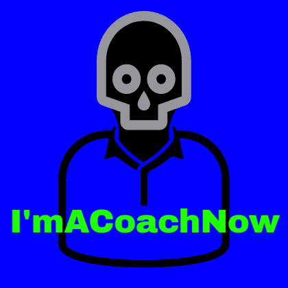i m a coach now contact join our email list and send us your